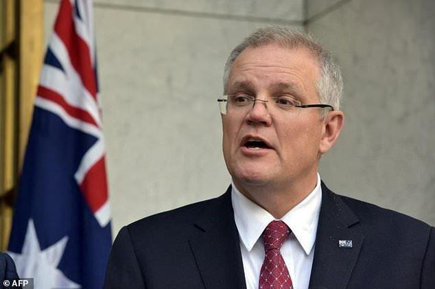 نخست وزیر جدید استرالیا کابینه اش را اظهار داشت