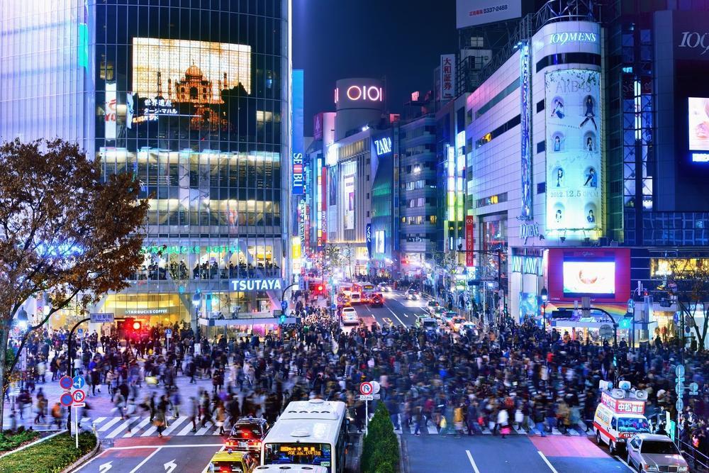 سفر به توکیو با کشتی کروز