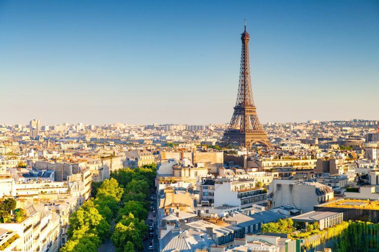 سفر به پاریس با کشتی کروز