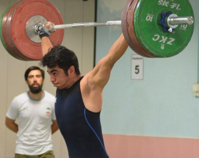 ناکامی سلطانی در شکستن رکوردهای جوانان دنیا، اولین نماینده ایران نوزدهم شد