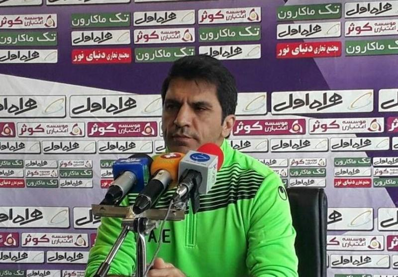 مازندران، نشست خبری امامی فر لغو شد