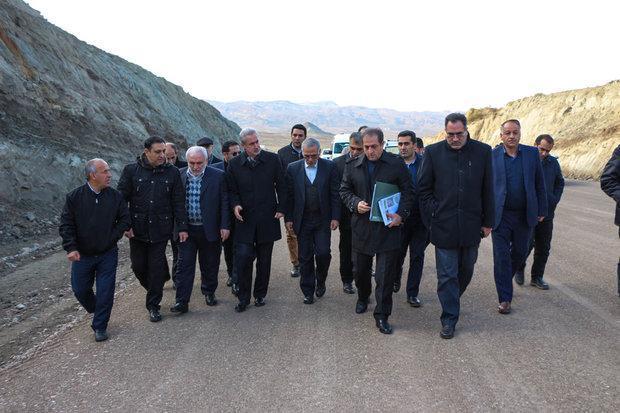 22کیلومتر از بزرگراه اهر تبریز تا دهه فجر زیربار ترافیکی می رود
