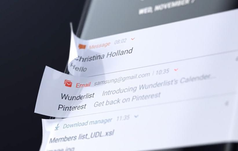 سامسونگ اولین تیزر از رابط کاربری One UI را منتشر کرد
