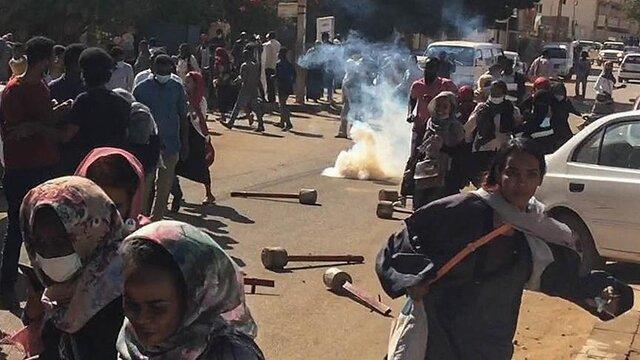 بازداشت 816 معترض در سودان