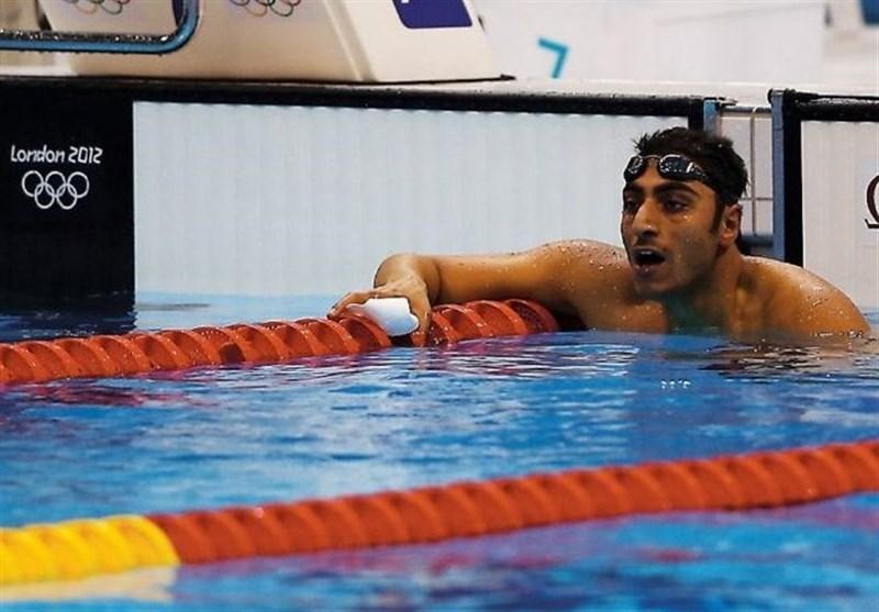 محمد بیداریان: برای پیشرفت هر شناگر باید یک میلیارد هزینه کرد