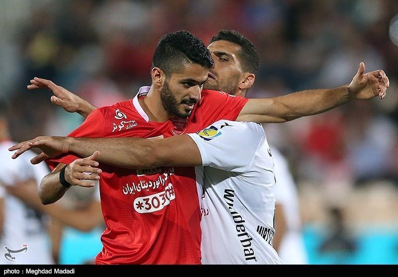 جام حذفی فوتبال، تقابل پرسپولیس با علی کریمی با پنجره باز!