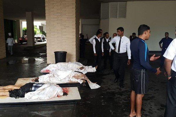 هشتمین انفجار پایتخت سریلانکا را لرزاند