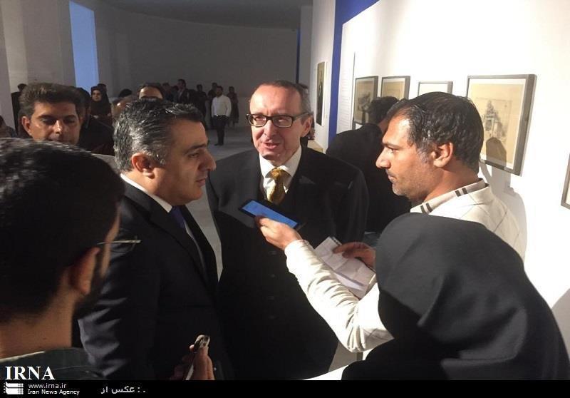 سفیر اتریش از تأثیر تحریم های آمریکا بر روابط تهران و وین گفت