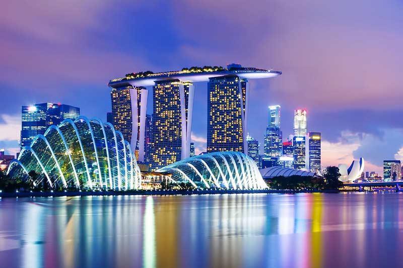 راهنمای سفر به تور سنگاپور