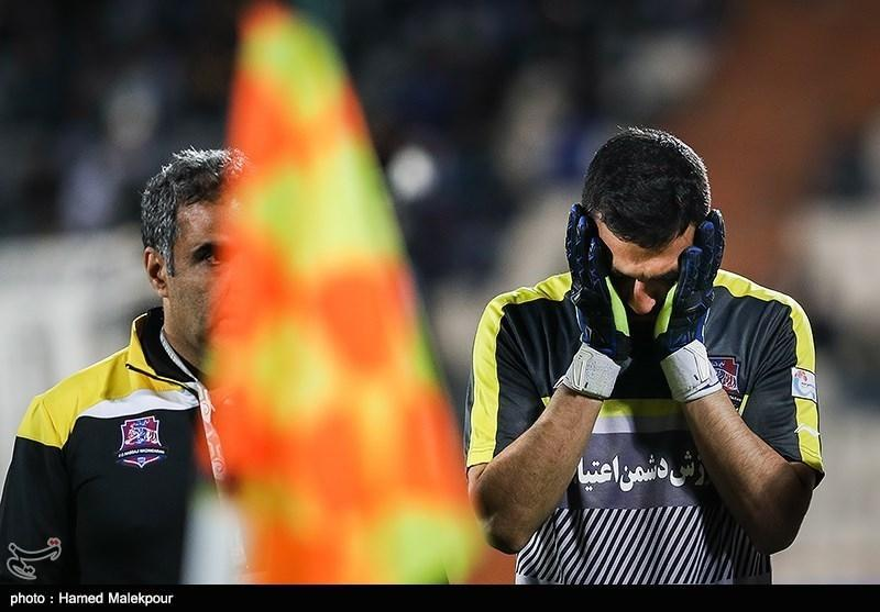 محمدامین رضایی: یک سال نشد آب خوش از گلوی نساجی پایین برود، به استقلال گل نزدیم چون روحیه بالایی نداشتیم