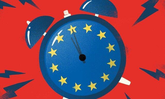 اروپایی ها چه قدر کار می نمایند؟