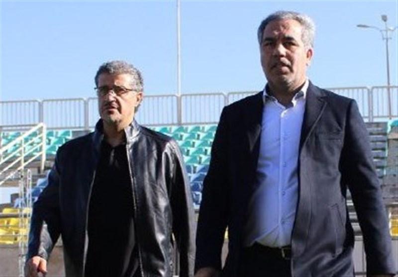 عرب: بشار و برانکو با باشگاه پرسپولیس قرارداد دارند، کاشانی استعفا نکرده است