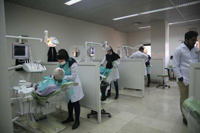 آشنایی دانشجویان با اصول دندانپزشکی در بحران