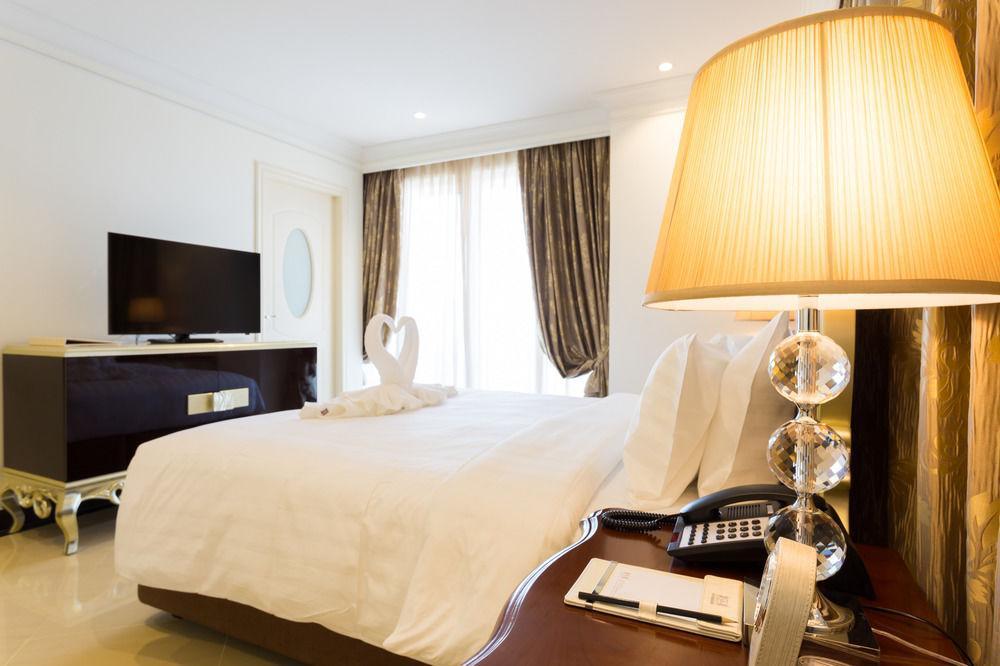 آشنایی با هتل 4 ستاره ال کی پرزیدنت پاتایا