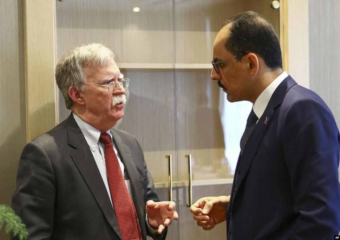 خبرنگاران ترکیه: اقدامات آمریکا به روابط دوجانبه آسیب می زند