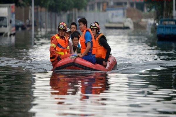 سیل در تایلند 27 قربانی گرفت