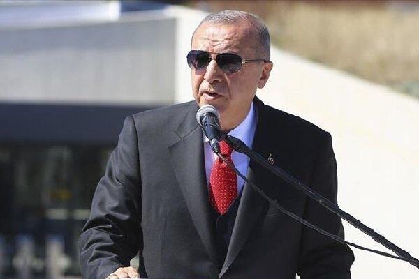 اردوغان پیروزی نامزد حزب مخالف خود در استانبول را تبریک گفت