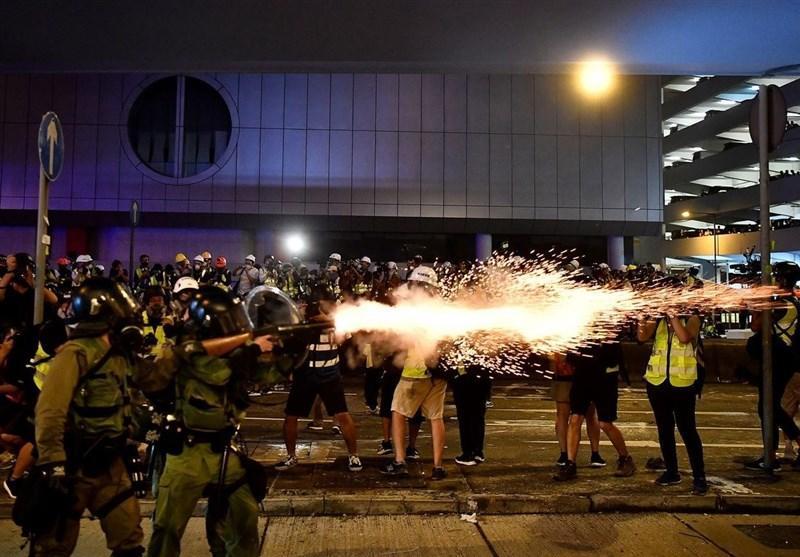 گزارش ، راه چاره چین در برابردستهای سیاه آمریکا در هنگ کنگ