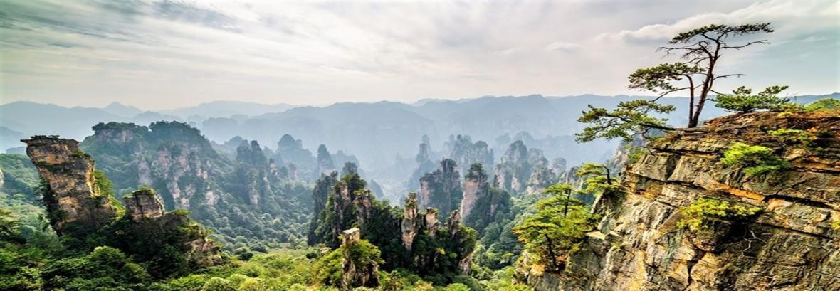 تصاویر جاذبه های بی نظیر چین که به ثبت جهانی یونسکو رسیده اند