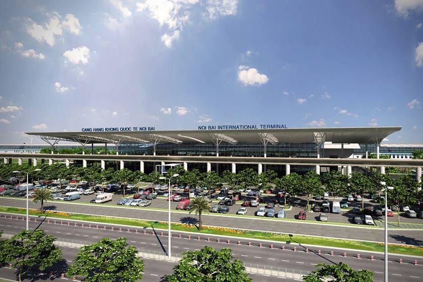 فرودگاه بین المللی هانوی، ویتنام