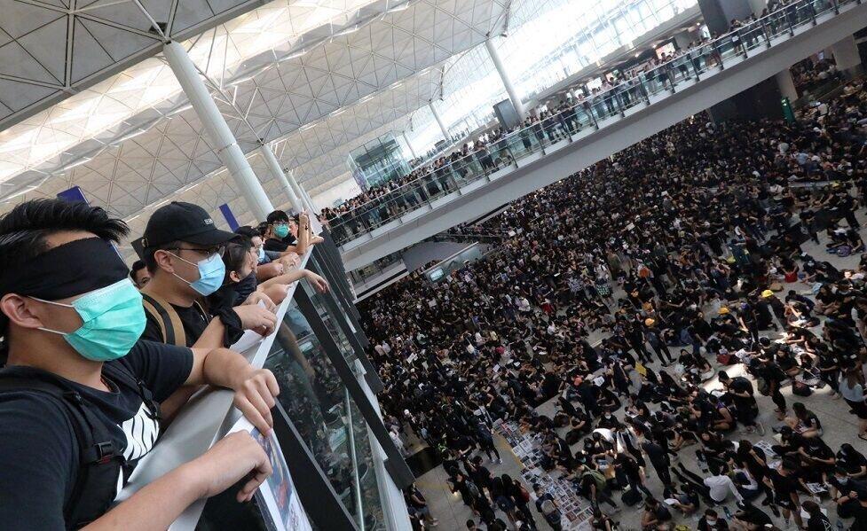 واکنش چین به دخالت های آمریکا در هنگ کنگ