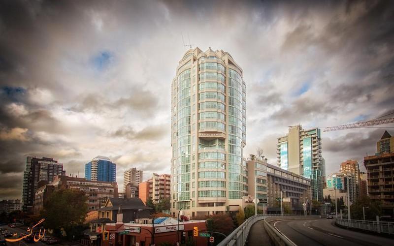 معرفی هتل اکسکیوتیو وینتیج پارک ونکوور ، 4 ستاره