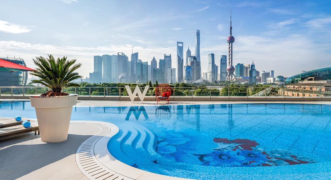 بهترین هتل های 5 ستاره شانگهای