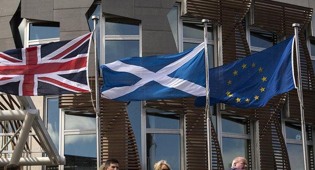 مردم اسکاتلند موافق استقلال از بریتانیا هستند
