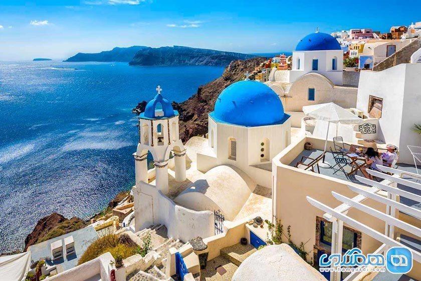 سفر به یونان، سفر به سرزمینی دیدنی و اسرارآمیز