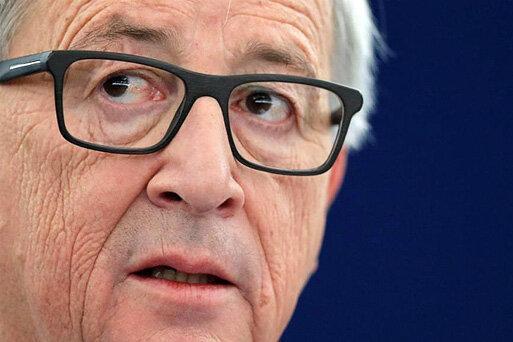 یونکر: بریتانیا بزرگ ترین بازنده برگزیت بدون توافق خواهد بود