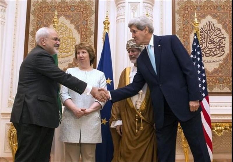 جان کری: از نقش عمان در مذاکرات هسته ای ایران قدردانی می کنیم