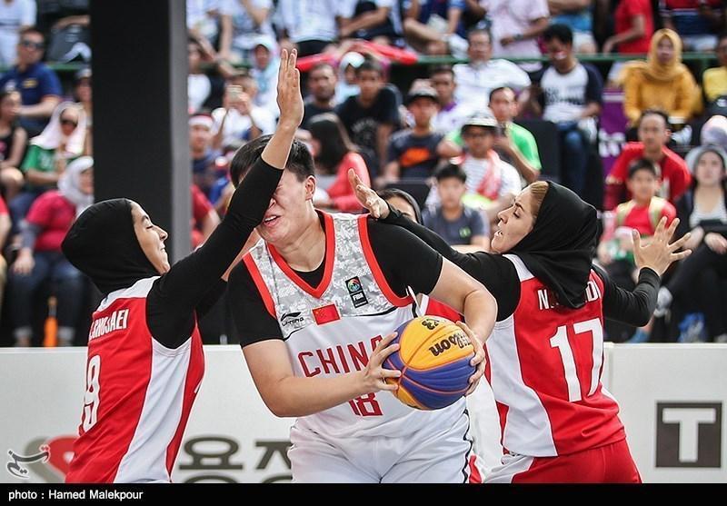 مسابقات کاپ آسیا 2019، شکست تیم دختران ایران برابر تایلند