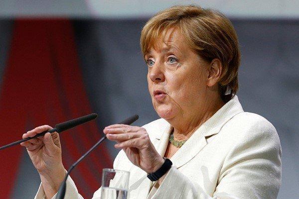 مرکل از آمادگی آلمان برای برگزیتِ بدون توافق اطلاع داد