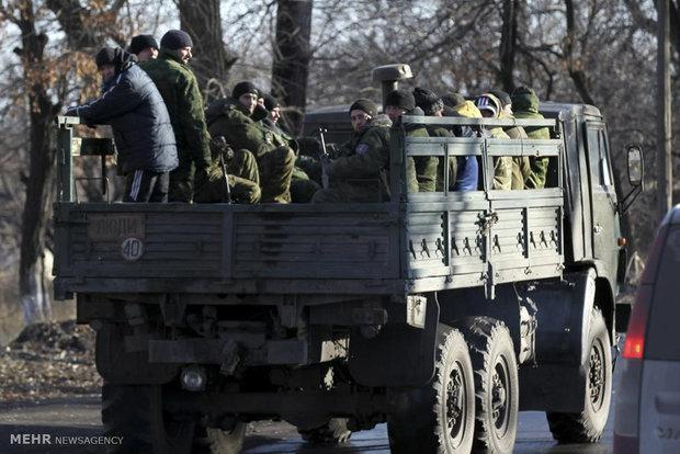 کانادا نیروهای اوکراینی را آموزش می دهد
