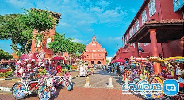 شهر تاریخی مالاکا، دیدنی مبهوت کننده در کشوری آسیایی