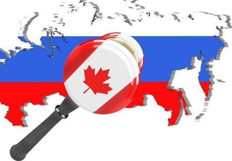 روسیه فوراً به تحریم های کانادا پاسخ متقابل داد
