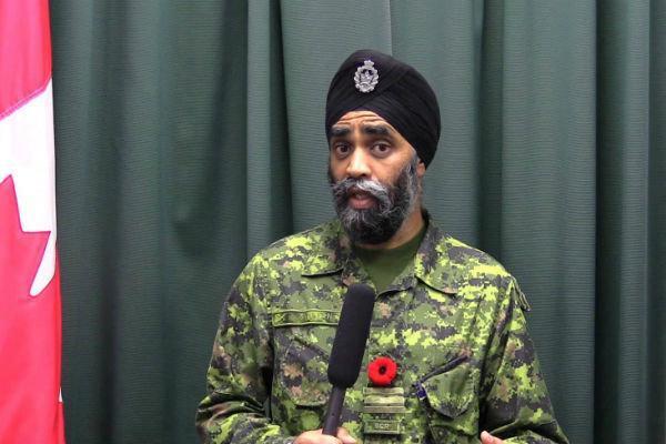 نشست وزیران دفاع ائتلاف ضدداعش و حذف کانادا از میان متحدان آمریکا