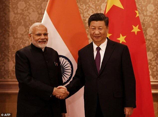 چین خواهان روابط قوی تری با هند