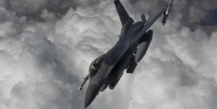 جنگنده آمریکایی در غرب آلمان سقوط کرد