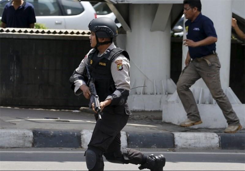 17 کشته حاصل انفجارهای تروریستی و تیراندازی های جاکارتا