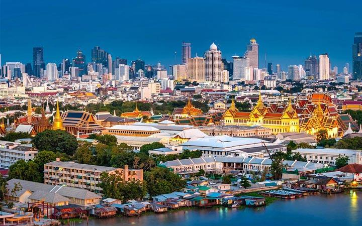 معرفی هتل آنانتارا ساترن در بانکوک