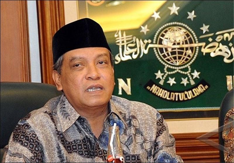 رئیس بزرگترین سازمان اسلامی اندونزی عضو جایزه مصطفی شد