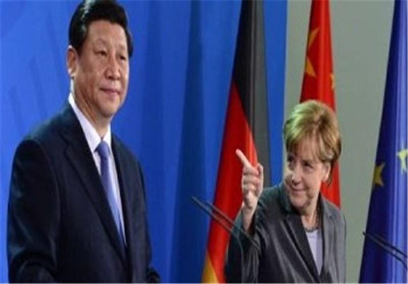 تاکید بر گسترش و تعمیق همکاریهای پکن-برلین