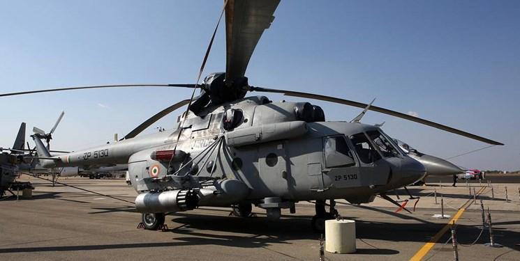 تحویل نخستین بالگرد Mi-171 روسیه به چین