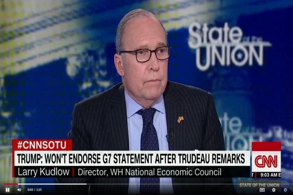 مشاور مالی ترامپ: کانادا در نشست گروه-7 از پشت به ما خنجر زد