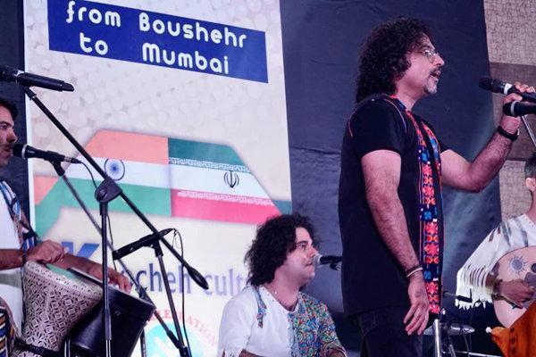 چند گروه هنری در بمبئی برنامه اجرا می نمایند، توضیحات احسان عبدی پور