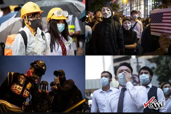 چگونه پلیس هنگ کنگ از هوش مصنوعی برای شناسایی معترضان استفاده می نماید؟