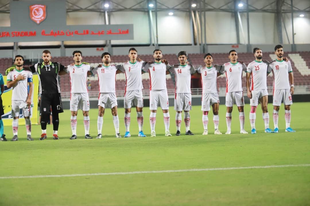 زمان دیدار تیم ملی فوتبال امید ایران و اندونزی معین شد