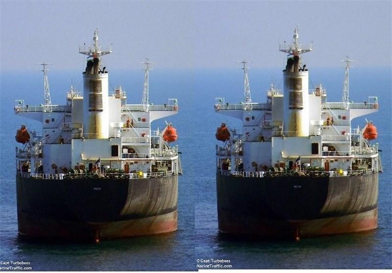 صادرات نفت ایران به چین به رکورد جدیدی دست یافت