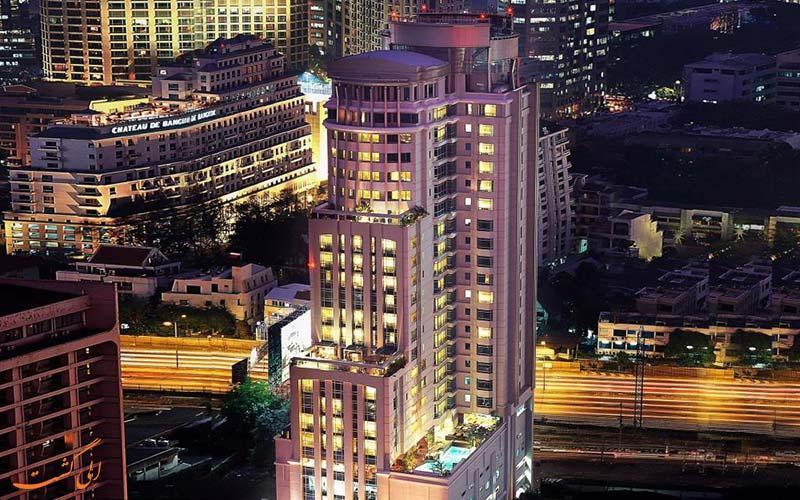 معرفی هتل مجستیک گرند بانکوک ، 4 ستاره